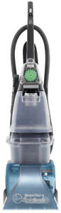 Hoover SteamVac SpinScrub 12-Amp Upright Steam Cleaner