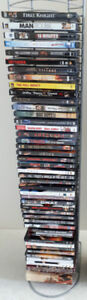 46 Movies and DVD Tower
