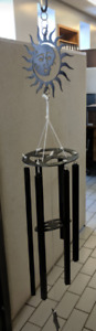 4 foot Wind chime