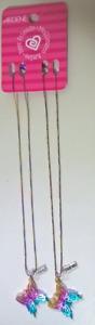 Ardene Butterfly Best Friends Necklaces