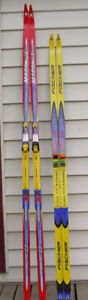 Madshus Classic & Fischer Skate/Skis Sold/Boots Available cheap