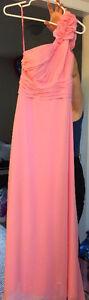 Bridesmaid dress - Blossom Pink (Size 2) Edmonton Edmonton Area image 2