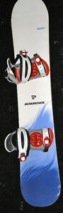 Rossignol Snow Board and Lamar Boots!