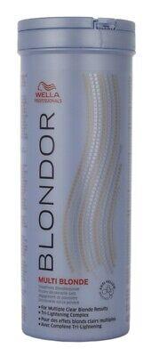 Wella Blondor Lightening (Wella Professionals Blondor Hair Bleaching Powder With Lightening Complex 400g)