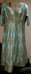 Beautiful Indian Suits for Parties and Bridal Wear