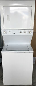 A year old stackable washer dryer kenmore