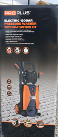 New proplus electric power washer pressure hose 2000w 150bar