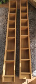 2 dvd/cd/game stand