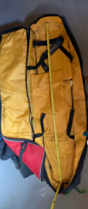 Snowboard Bag With Wheels and Lots of Storage