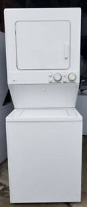 Maytag Stacked Washer Dryer, 1 year warranty