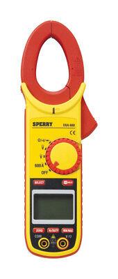 Sperry Instruments Dsa660 Digisnap Digital Clamp Meter