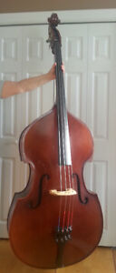 Andrew Schroetter Upright Double Bass