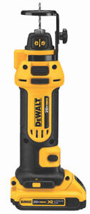 DCS551 M2 20V Max Lithium Ion Coreless Drywall Cut-out Tool Kit