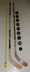 Sher-wood left right handed wooden Sherwood Hockey sticks new