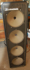 "Traynor 4 x 12"" cabinets"
