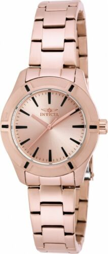 Invicta 18031 Pro Diver Women's 32mm Stainless Steel Rose Gold-Tone Watch