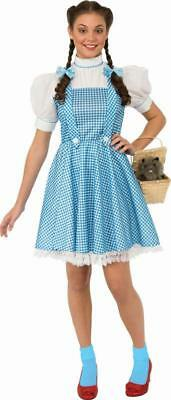 Wizard of Oz: Dorothy Adult Costume Size Large 14-16 (Dorothy Oz Costume Adults)