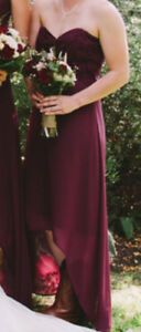 Gorgeous bridesmaid or formal dress for sale