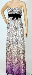 278-NEW-MAX-and-CLEO-by-BCBG-STRAPLESS-CHIFFON-GOWN-DRESS-6