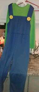 Luigi costume size 7/8