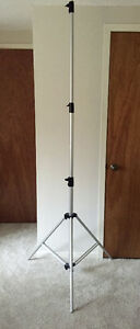 9' Manfrotto Light Stand for Photography