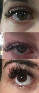 eyelash extensions classic and volume - LASHTASTICS by Lori Regina Regina Area image 3