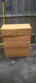 Chest of drawers can deliver