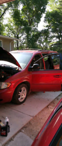 2001 dodge caravan part out