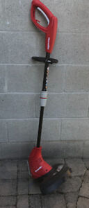 Weed trimmer and edge tool