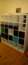 Ikea expedit kallax unit