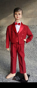 Brand new 5 pieces tuxedos and boy suits