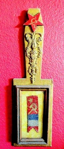VINTAGE EARLY COMMUNIST WALL DECORATION