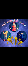 SND Entertainments party for kids