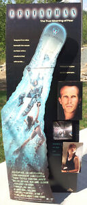 Leviathan horror movie - 6-foot stand-up display, 1989
