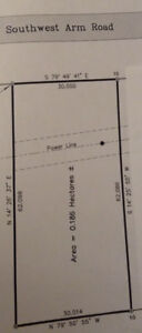 Half acre land in Queens Cove, near Clarenvile, TB $26,900