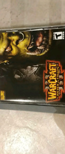 Warcraft cd rom for sale