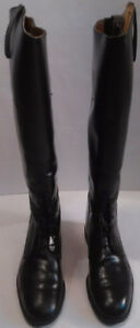 Mens Equestrian Field Boots Made in England New no Box Sz 12