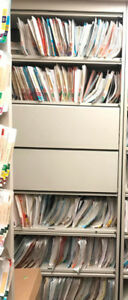 TAB Lateral 7 Drawer File Cabinet