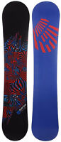 Mens Burton, Ride, Sims and K2 snowboards (new)