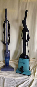 Lightweight Upright Vacuum Cleaners - Serviced