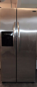 SS Frigidaire Gallery Fridge in Excellent Condition.