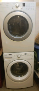 Whirlpool dryer washer and lg dryer