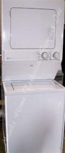 Maytag Stacking Washer Dryer, 12 month warranty