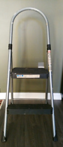 COSCO 2-Step Step Stool. Loc: Oakville. Delivery available@cost