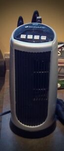 Bionaire Dual Speed Rotating Desk Fan for Sale