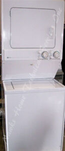 Maytag Stacking Laundry  Gas Dryer, 1 year warranty