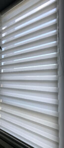 BLINDS WHITE DUAL CONCEPT