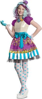Girls Ever After High MADELINE HATTER - Ever After High Madeline Hatter Kostüm