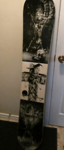 Vintage Limited Run 1990 Official Dogtown Stonefish Snowboard .