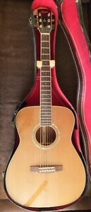 Cort 200GC Earth Sciences acoustic guitar - $350